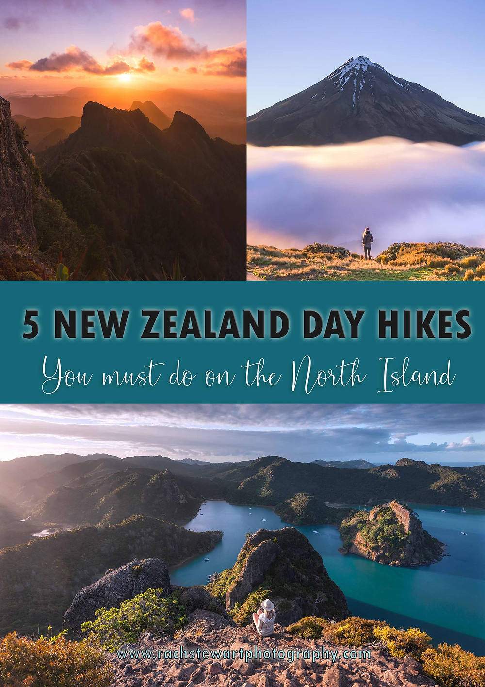 5 Must Do New Zealand Day Hikes North Island