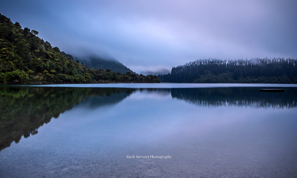 Lake Tikitapu, Rotorua