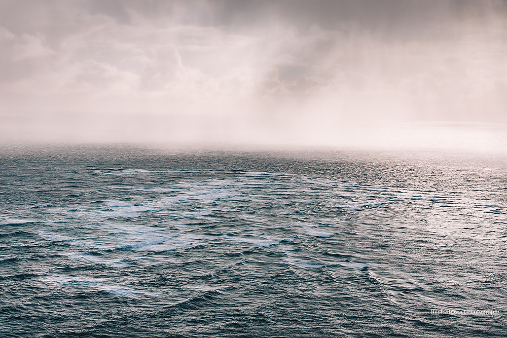 Cape Reinga Tasman Sea Pacific Ocean