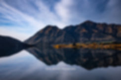 Glendhu Bay Lake Wanaka reflection