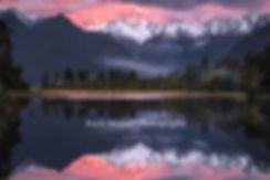 Lake Matheson West Coast