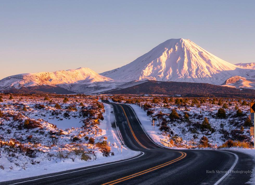 Desert Road, Mount Ngauruhoe