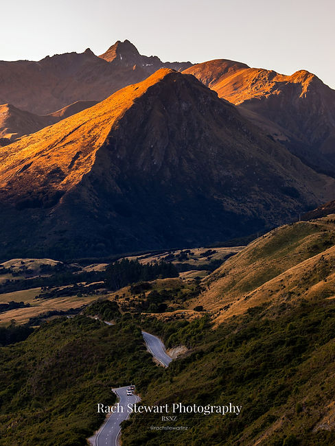Road to Paradise Glenorchy Queenstown