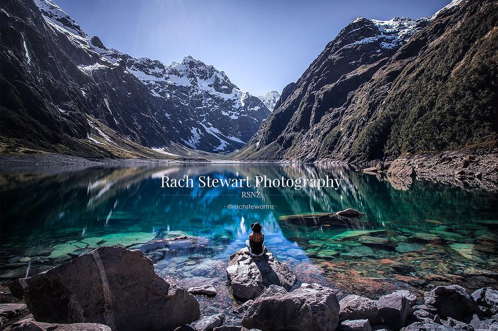 Lake Marian Fiordland