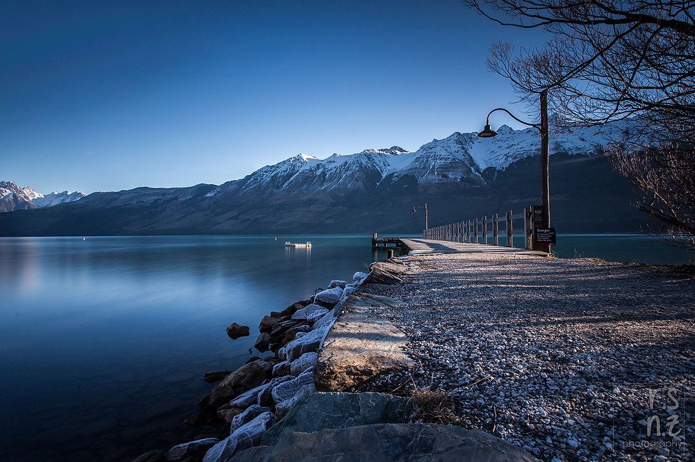 The Glenorchy Pier
