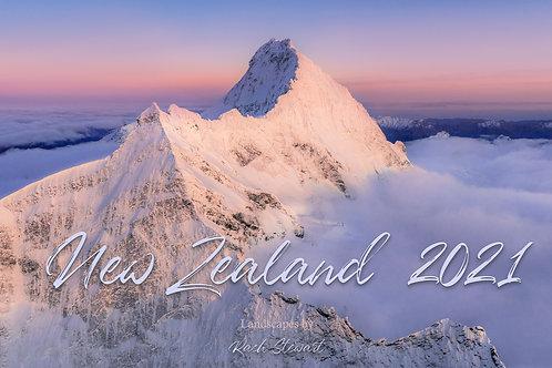 2021 New Zealand Calendar