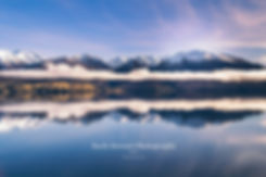 Lake Wanaka Reflections
