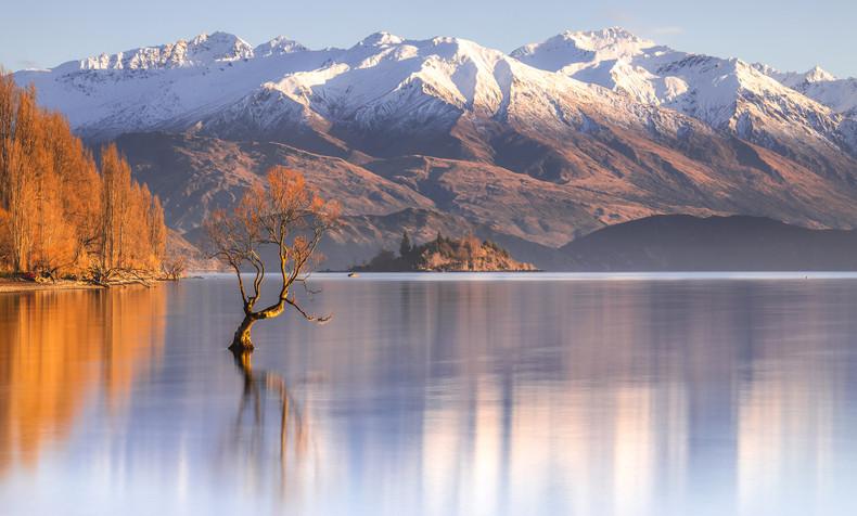 New Zealand Landscape Calendar 2022 - May 2022