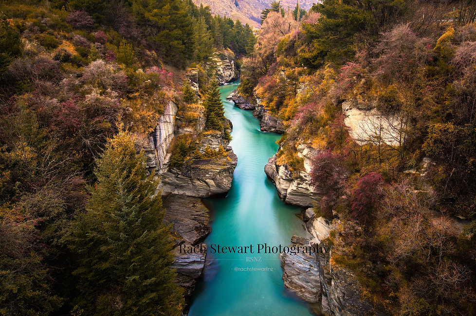 Shotover River Gorge Queenstown