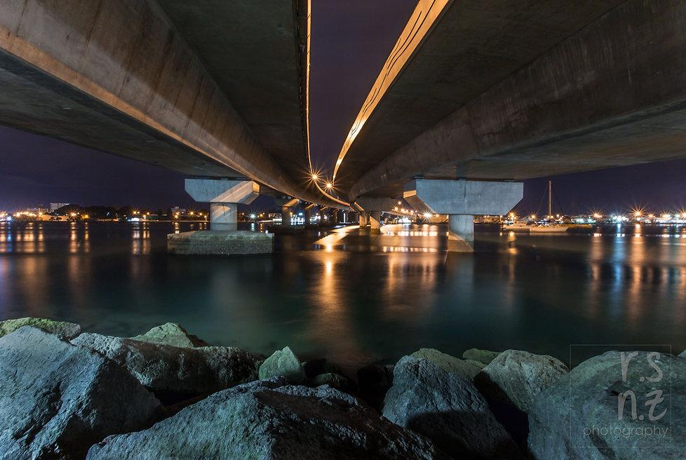 Tauranga Harbour Bridge