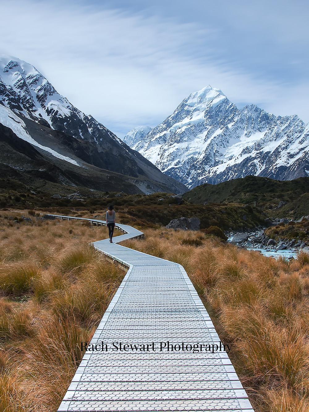 Hooker Valley Track Mount Cook
