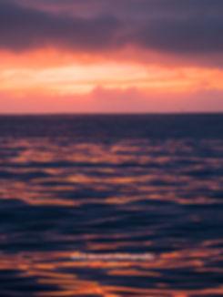 Kaikoura Sunrise at Sea