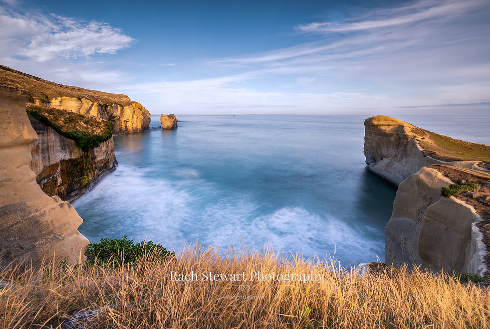 Tunnel Beach Dunedin