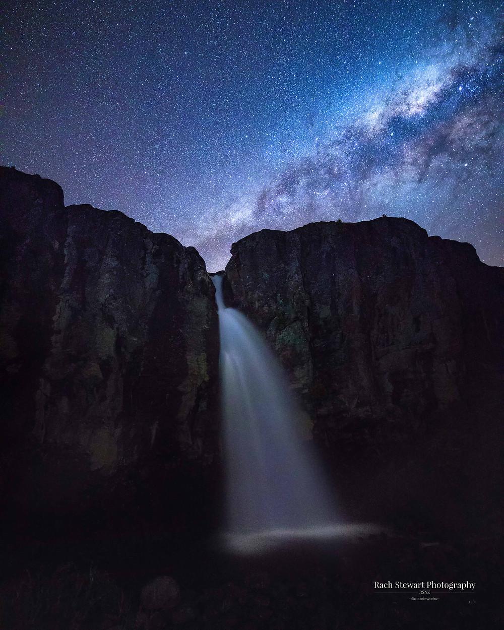 Taranaki Falls Ruapehu