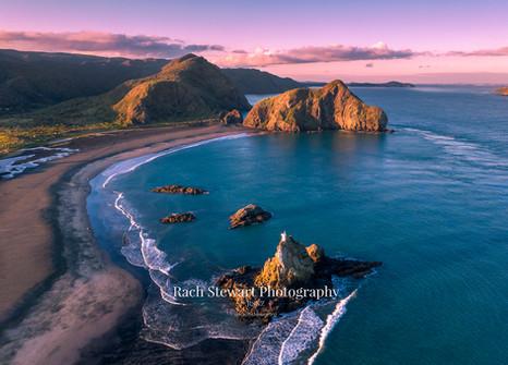 Whatapu Beach, Auckland