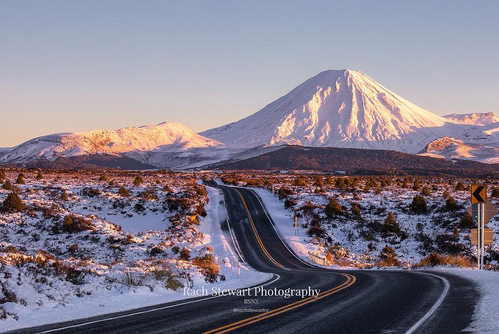 Desert Road Mount Ngauruhoe