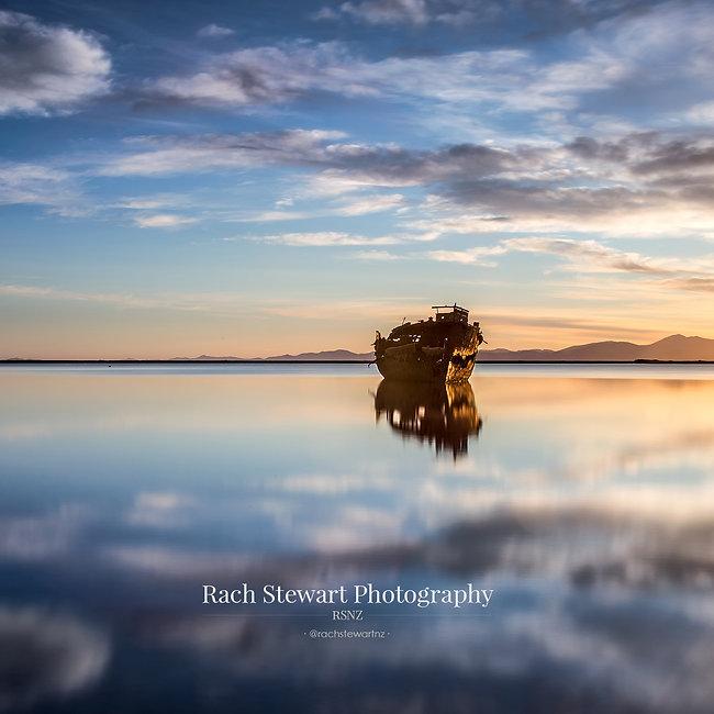 Janie Seddon Shipwreck Motueka
