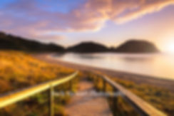 Matapouri sunrise
