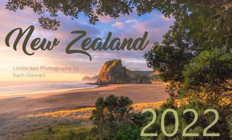 New Zealand Calendar 2022