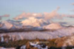 Mount Ngauruhoe sunset