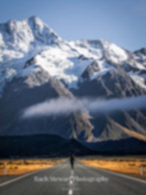 Mount Sefton Mount Cook Road