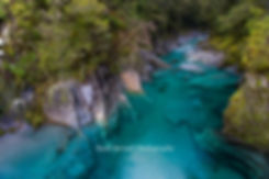 Blue Pools Haast Pass Wanaka