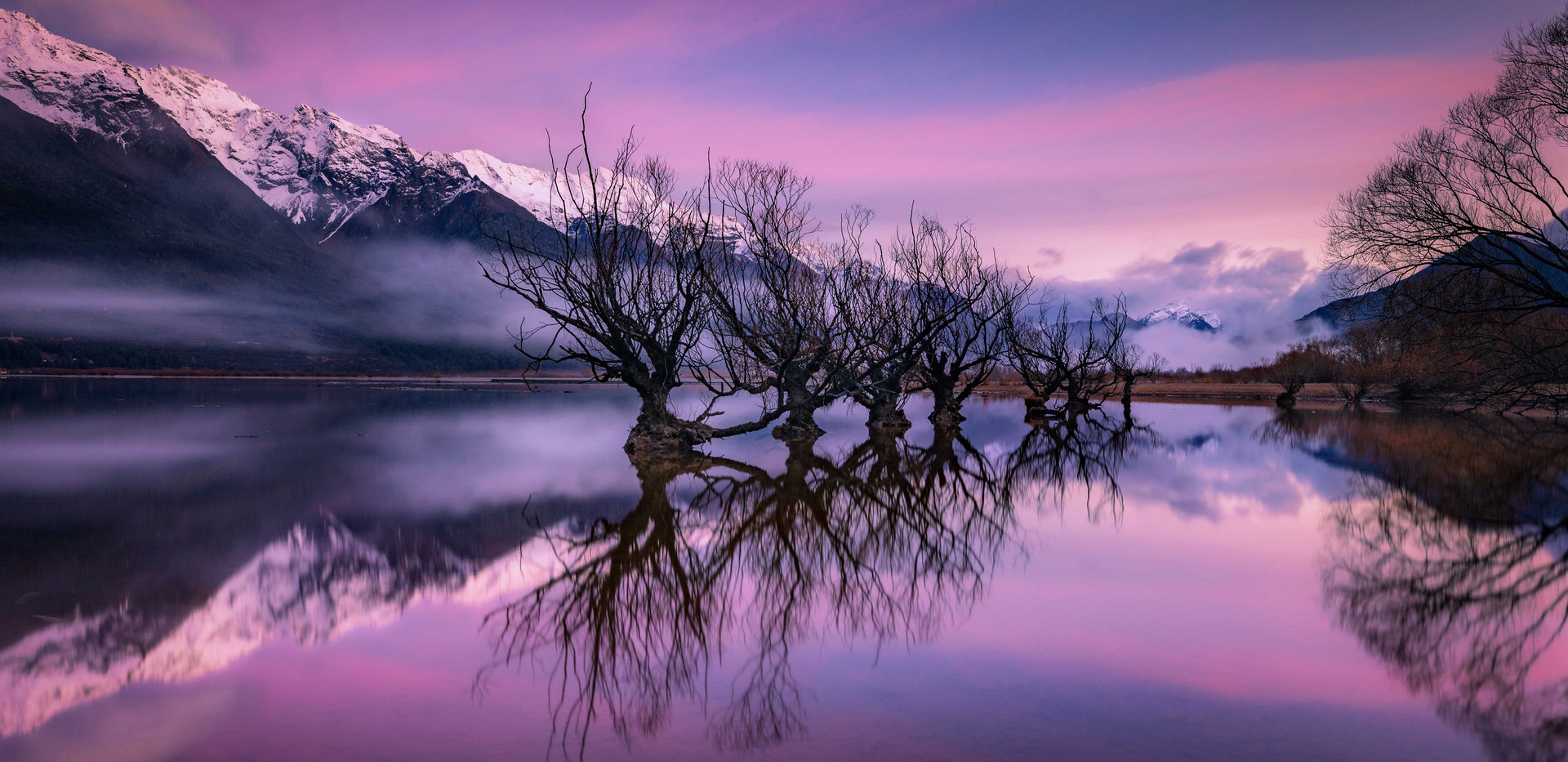 Glenorchy Sisters, Queenstown