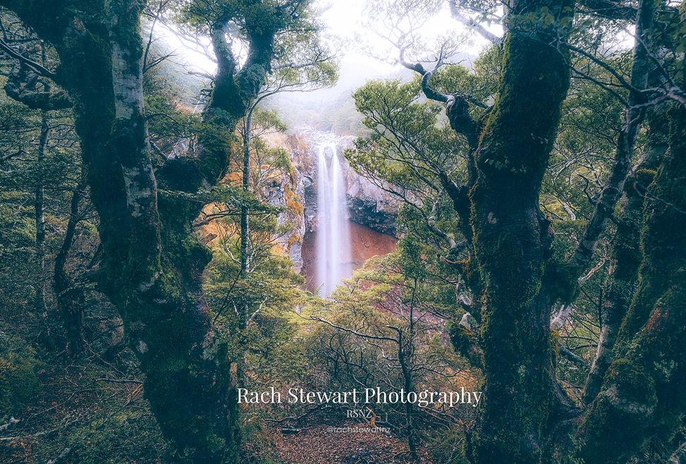 Mangawhero Falls Gollums Pool