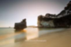 Mares leg cove Coromandel sunrise