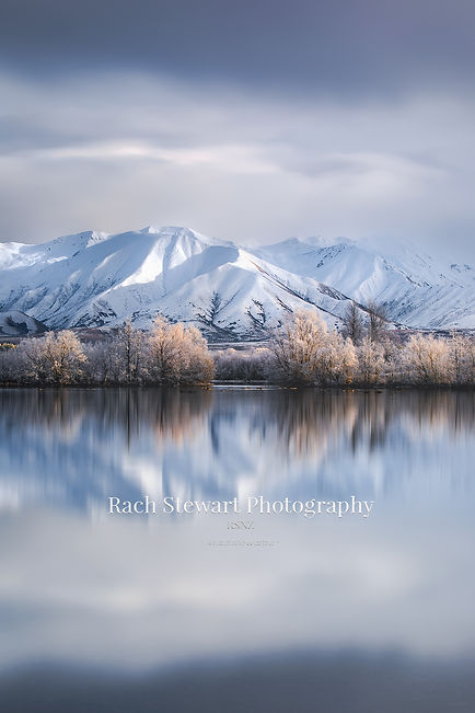 Winter Twizel New Zealand