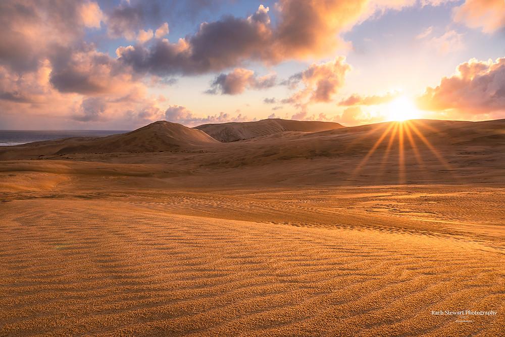 Te Paki Sand Dunes New Zealand