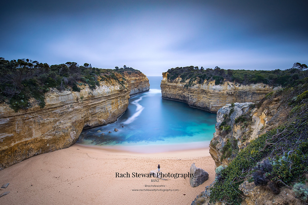 Moody mornings at Loch Ard Gorge