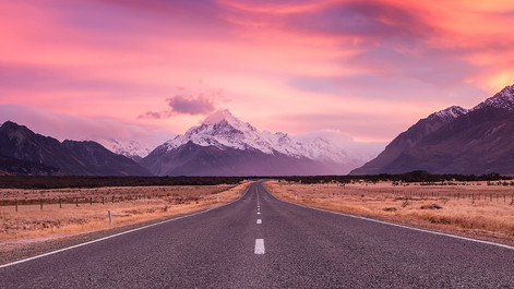 AORAKI MOUNT COOK LANDSCAPE PHOTOGRAPHY