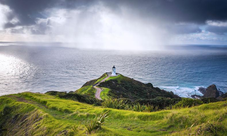 New Zealand Landscape Calendar 2022 - November 2022