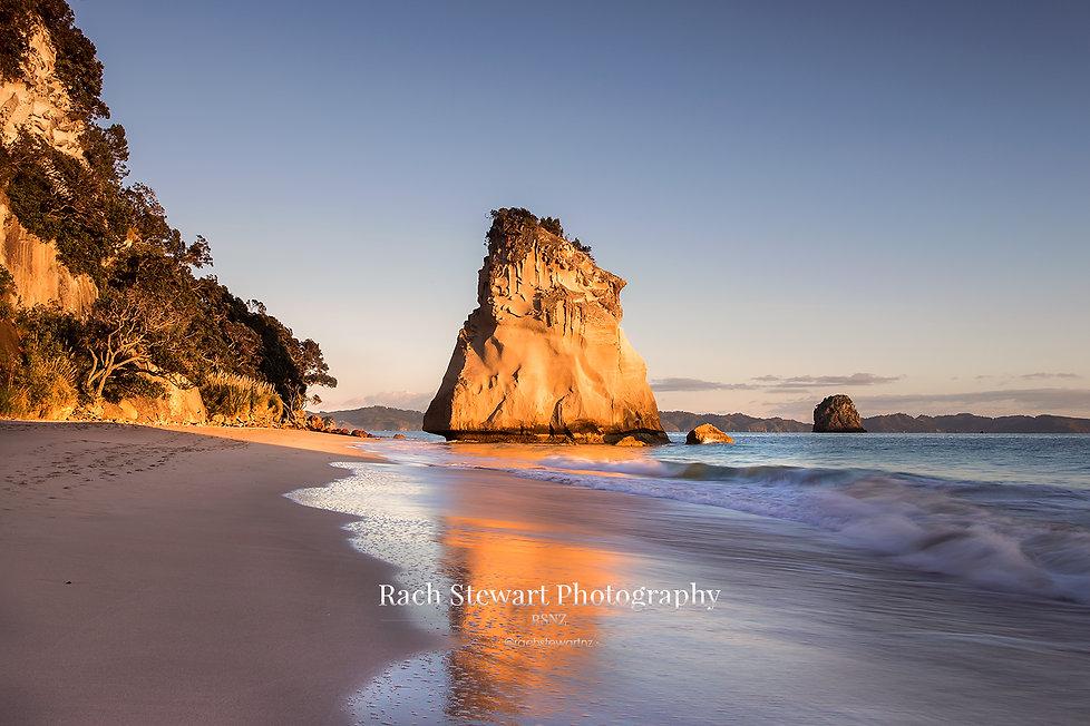 Te Hoho Rock Cathedral Cove Coromandel