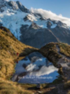 Sealy Tarns Mount Sefton reflection