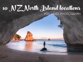 10 MUST SEE NEW ZEALAND NORTH ISLAND PHOTO LOCATIONS