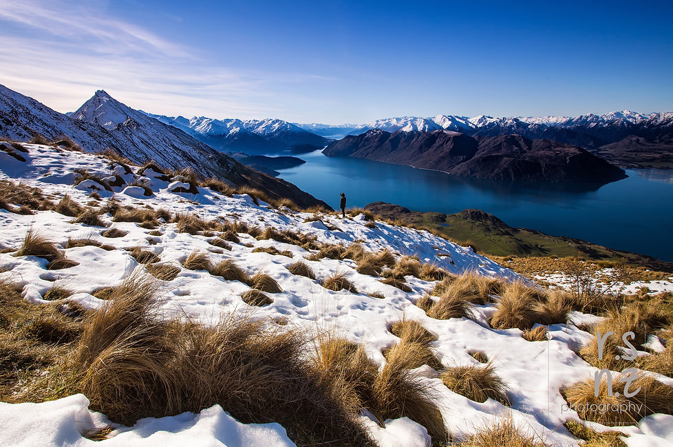 Roys Peak Winter Wanaka
