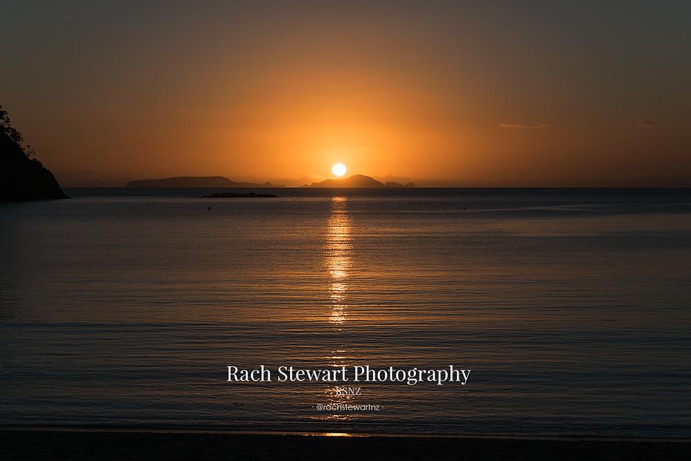 Sunrise Matapouri