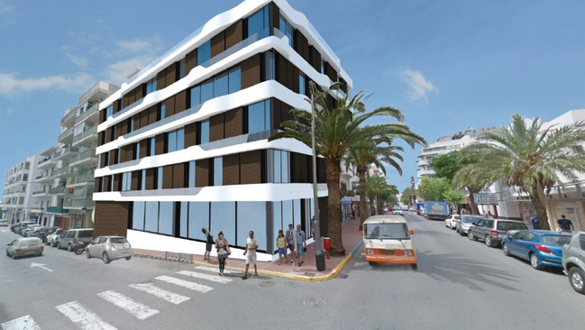 APARTMENT HOTEL SANTE EULALIA