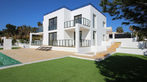 CALA CONTA NEW BUILD