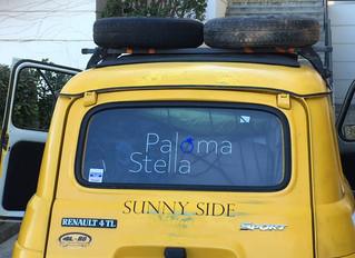 Paloma Stella Sponsor 4L Trophy  Rallye Sportif et Humanitairea but humanitaire  auprés des enfants