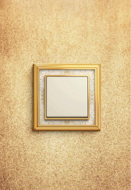 Busch-dynasty_Polished brass, decor, ivo