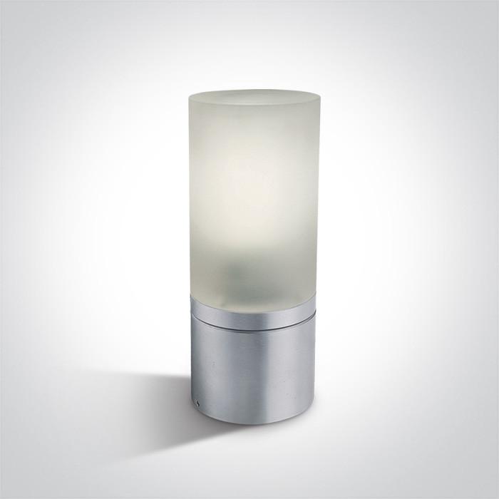 Két kültéri Aluminium lámpa