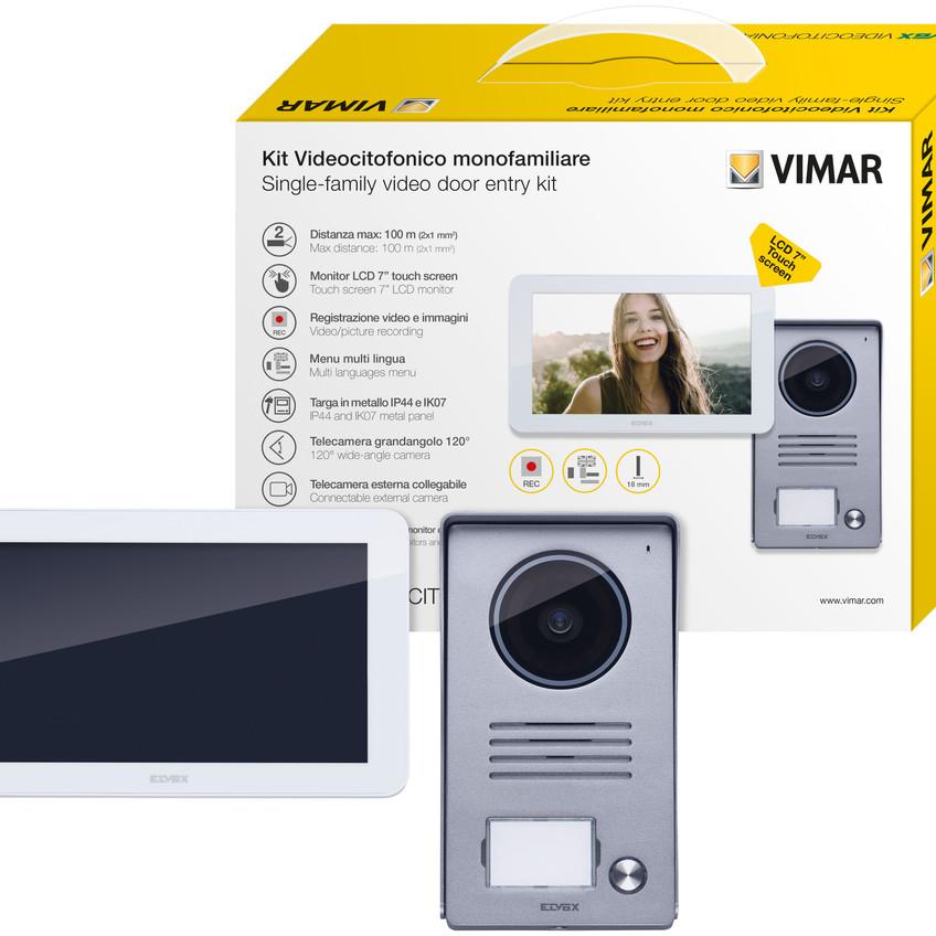 vimar-elvox-videocitofonia-kit