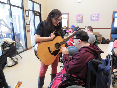 What is music therapy and how does it work?