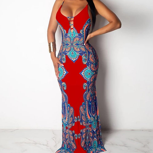 Maxi Mermaid Dress