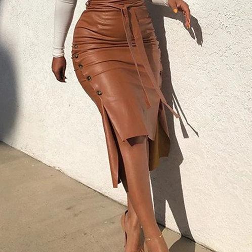 Cape skirt