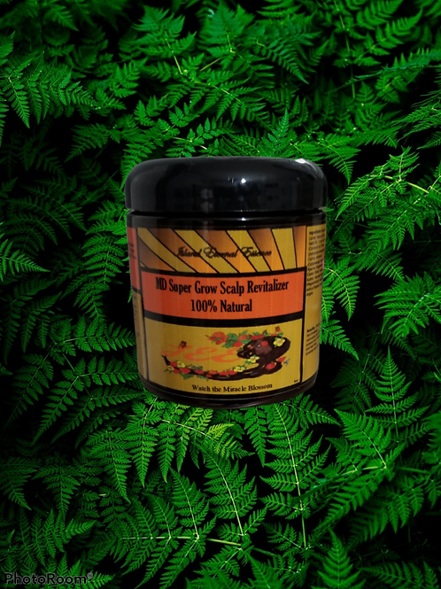MD Hair Grease