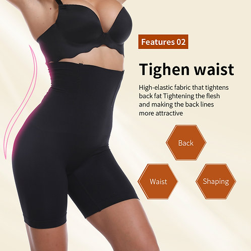 High Waist Tummy Control Knickers Pant